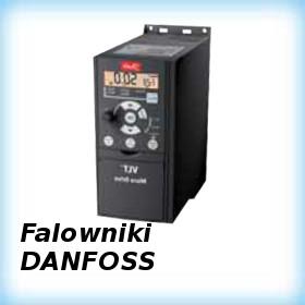 Instrukcje programowania falowników Danfoss