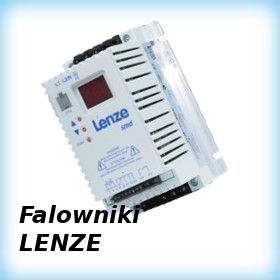 Instrukcje programowania falowników LENZE