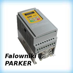 Instrukcje programowania falowników PARKER
