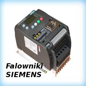 Instrukcje programowania falowników SIEMENS