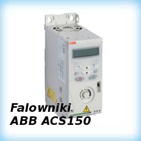 Instrukcje programowania falowników ABB serii ACS150