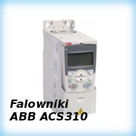 Instrukcje programowania falowników ABB serii ACS310