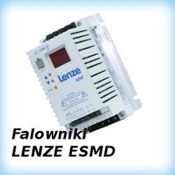 Instrukcje programowania falowników LENZE serii ESMD