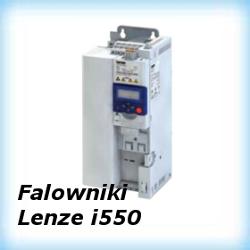 Instrukcje programowania falowników LENZE serii i550